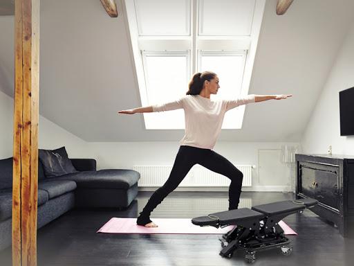 3 تمرین برای بانوان در خانه