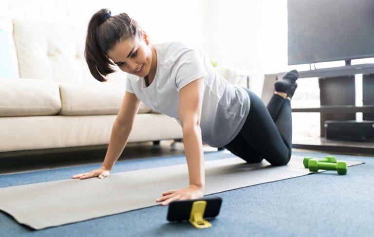 2 برنامه تمرینی کاهش وزن بانوان