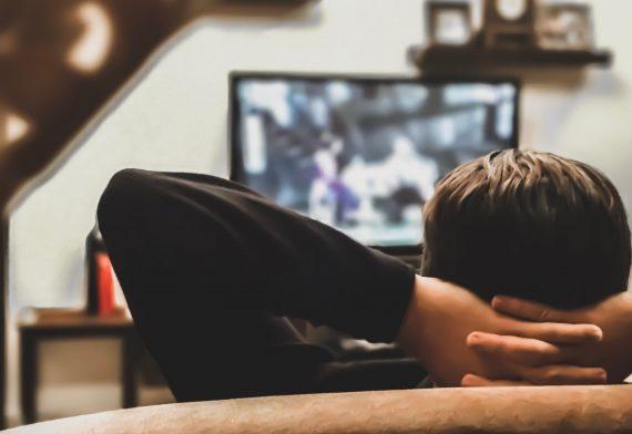 ورزش های پای تلویزیون