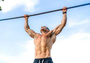 عضله سازی بالاتنه با وزن بدن