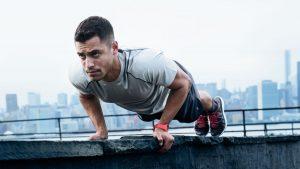 9 هفته تمرین با وزن بدن